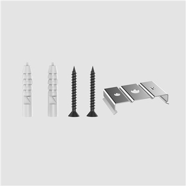 surface monted clips kit
